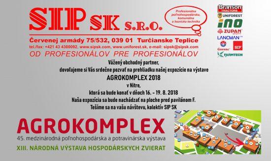 03.08.2018 AGROKOMPLEX 2018